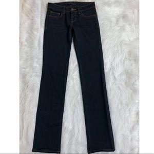 J Brand, Cigarette leg Jeans 914 Black.